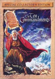 the ten commandment movie