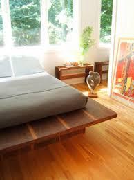 cool platform bed