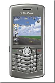 blackberry pearl 8120 in titanium