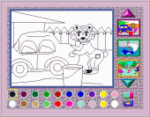 coloring book online
