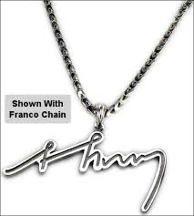 custom name pendants