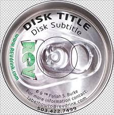 cd dvd templates