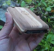 hand made wooden
