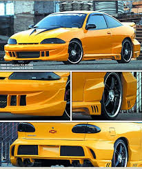 1999 chevy cavalier body kits