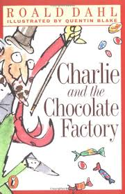 charlie and the chocolate factory dahl