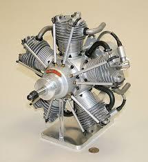 model aeroplane engine
