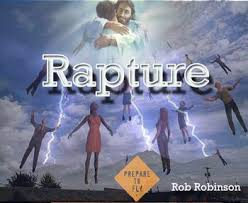 Rapture Is Coming On May