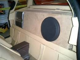 car audio mounting