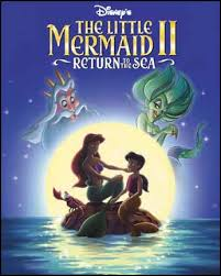 disney the little mermaid 2