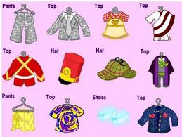 all webkinz clothes