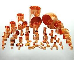 copper pipe reducers
