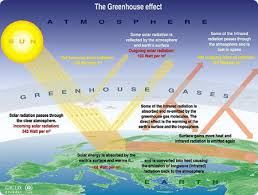 greenhouse carbon dioxide