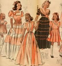 bridesmaid dress vintage