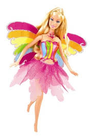 barbie rainbow