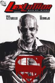 lex luthor man of steel