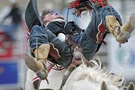 bareback rodeo
