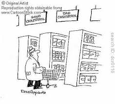 cholesterol cartoons