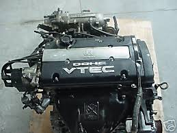 honda prelude engines