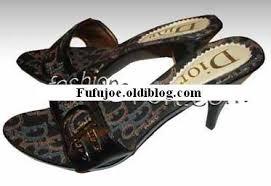 chaussure dior