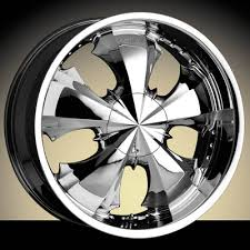 chromes wheels