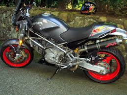 ducati monster carbon
