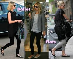 ballet style shoes