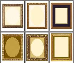 free scrapbooking frames