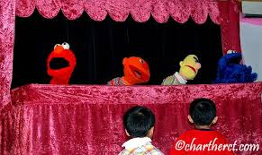 puppets show