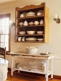 antique wall cupboard