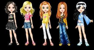 candy dollz