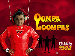 oompa loompa willy wonka