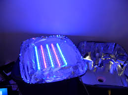 home made led lights