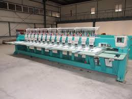 computer embroidery machines