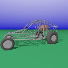 homemade dune buggy