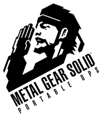 metal gear portable ops psp