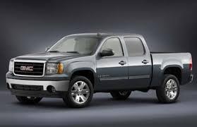 08 gmc truck
