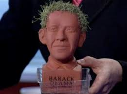 barack obama chia pet