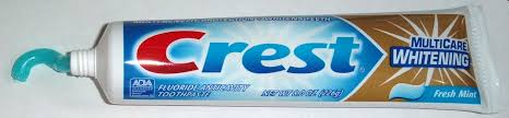 crest toothpaste pictures
