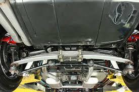 corvette rear axle