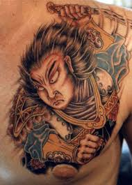 japanese tattoos art