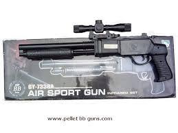 bb shot guns