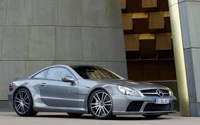 2009 mercedes benz sl65