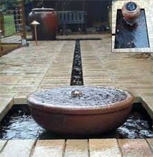 garden water feature ideas