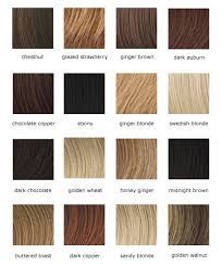 pick right hair color