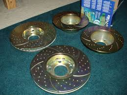 dimpled rotors