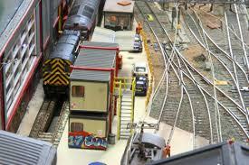 00 gauge model railways