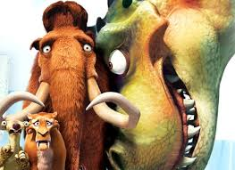 ice age movie characters