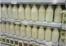 pictures of milk bottles