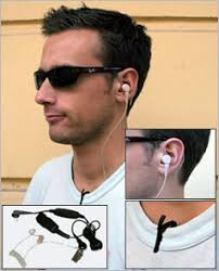 earpiece headset