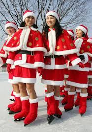 korean christmas